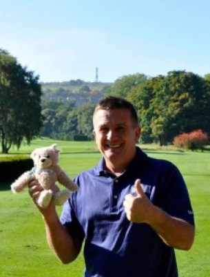 Stuart Walsh - British Inclusive Golf