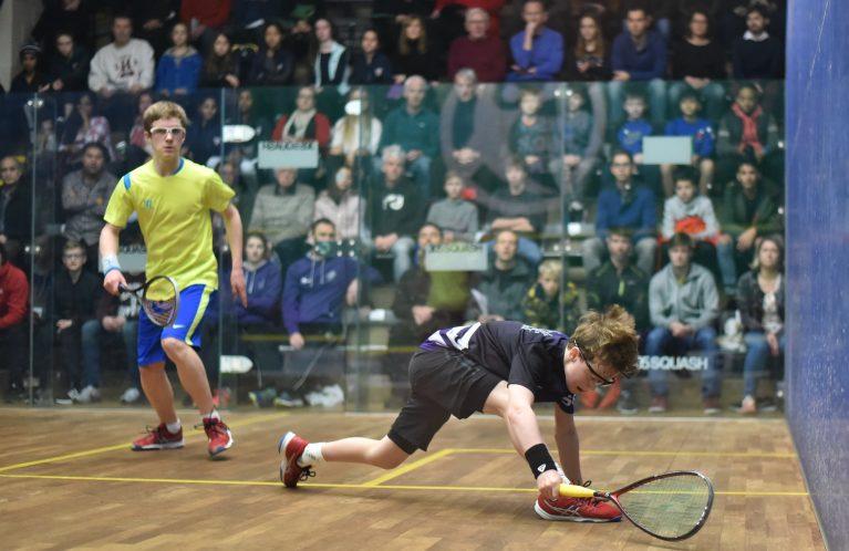 Denis Gilevskiy defeated Sam Osborne-Wylde to win the Boys' Under 13 championship.