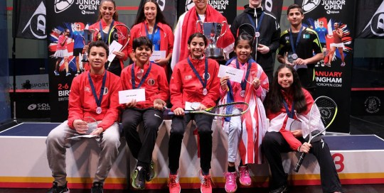 Egypt dominate thrilling finals day