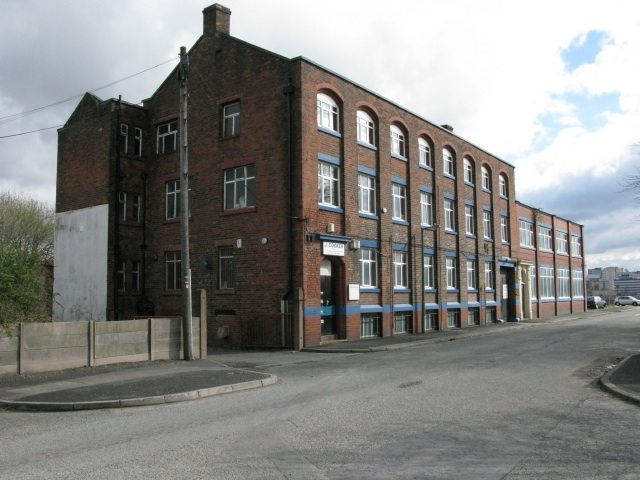 Hot Bed Press, Salford