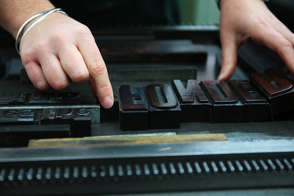 Letterpress Collective: Festival of Print