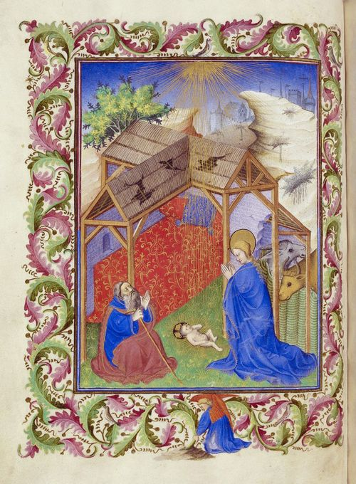 Royal Babies And Celebrated Infants Medieval Manuscripts