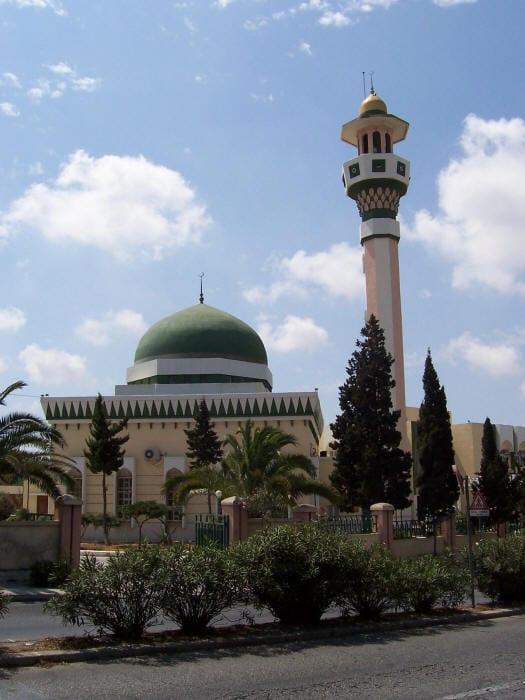 paola mosque malta
