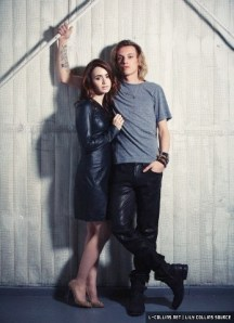 Lily and Jamie Photoshoot
