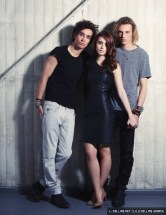 Lily, Jamie and Robbie Photoshoot