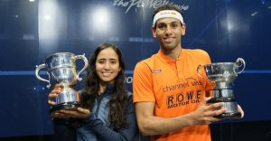 Gohar and ElShorbagy are the Champions