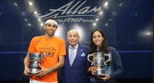 Allam family to sponsor Open for record 9th year