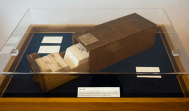 John Marshall's own index card box, containing a detailed catalogue of his photographs collection