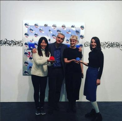 Meeting Gabor Domokos in Berlin