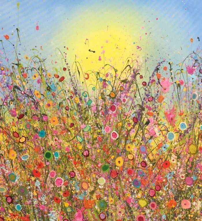 Artist Interview | Yvonne Coomber