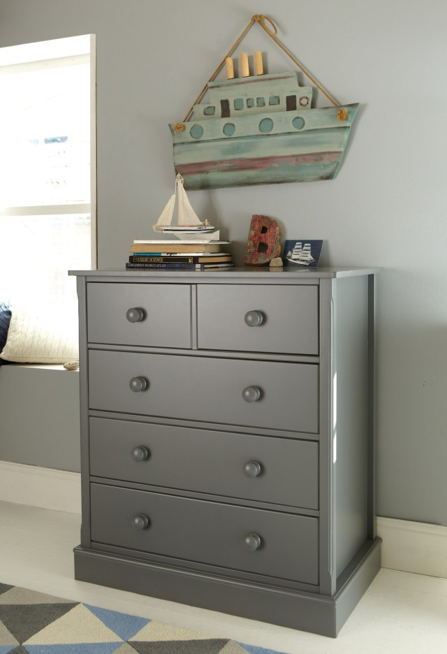 Charterhouse 3+2 Chest of Drawers