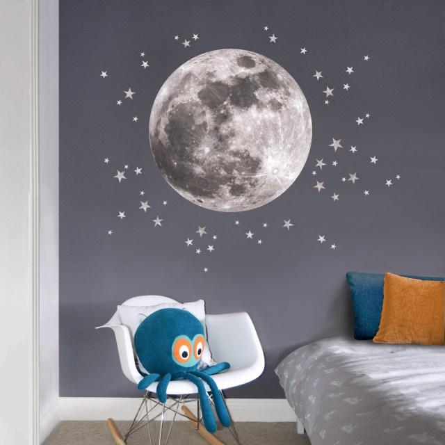 Koko Kids Moon & Stars wall sticker