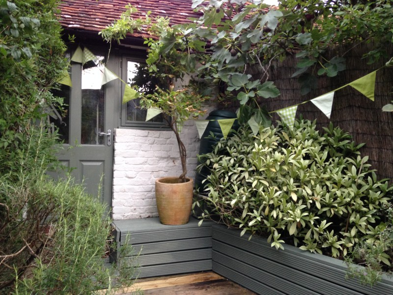 The garden studio home office project with Ronseal