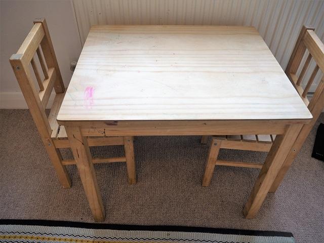 Rust-oleum furniture chalk paint