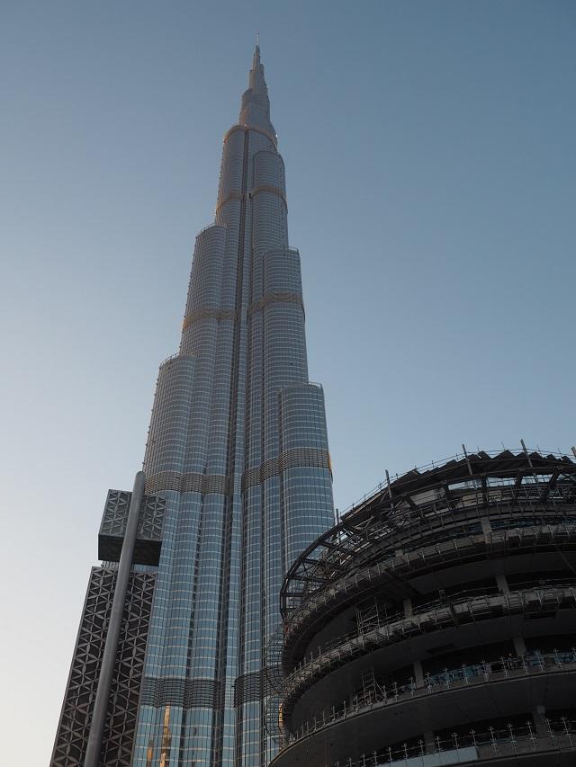 A 24hr stop-over in Dubai