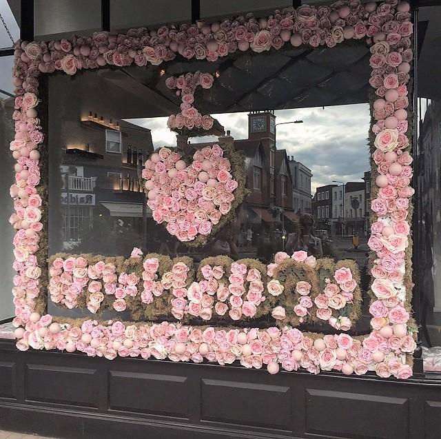 Wimbledon florist