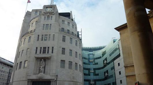 BBC Tour and On Location London Walk