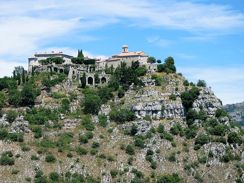 Gourdon in Provence
