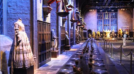 Harry Potter Studio Tour plus London Film Locations