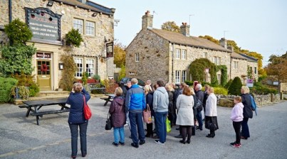 Guided Emmerdale Set Tour