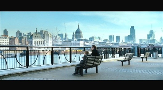 Love Actually Bench Location