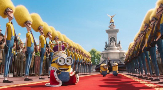 Minions Tour of London