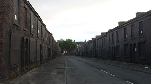 Tommy Shelby's Street