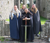 Game of Thrones Winterfell Tour from Belfast