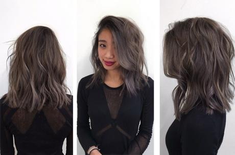 Kapsels Aziatisch Haar