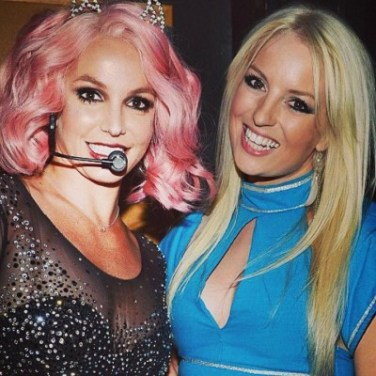 britney and michelle