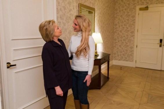 Britney Hillary 2