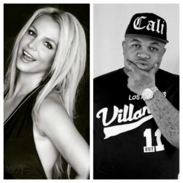 Britney DJ Mustard 1