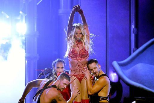 Britney BBMAs