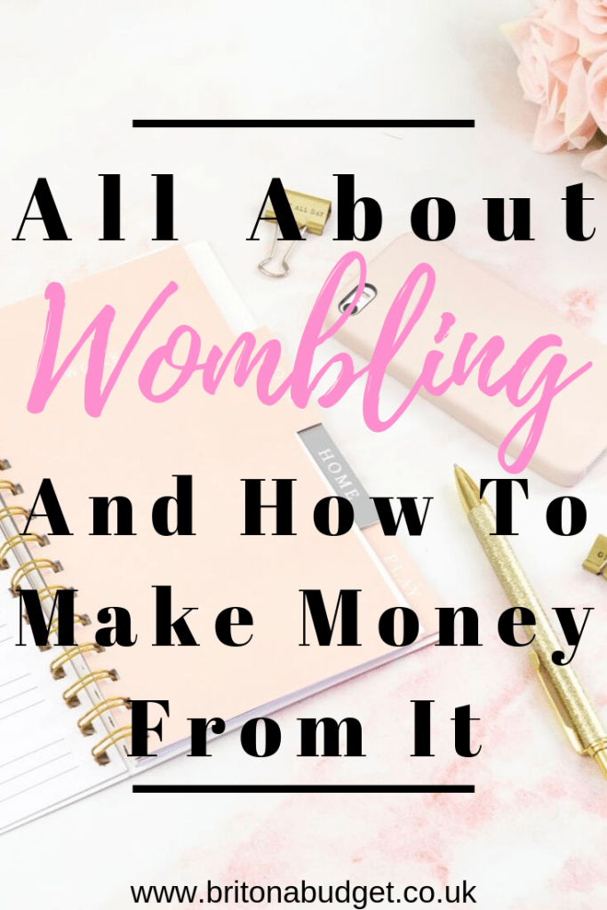 All about wombling and how to make money from it