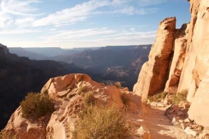 South Kaibab Trail .5 miles Grand Canyon NP