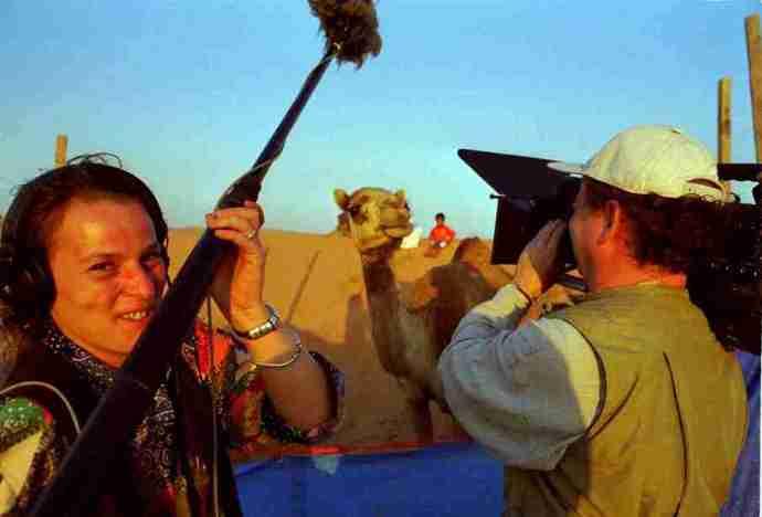 mit Kamel
