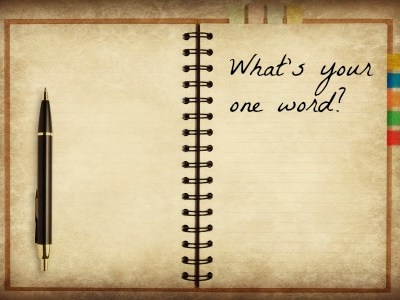 One Word?