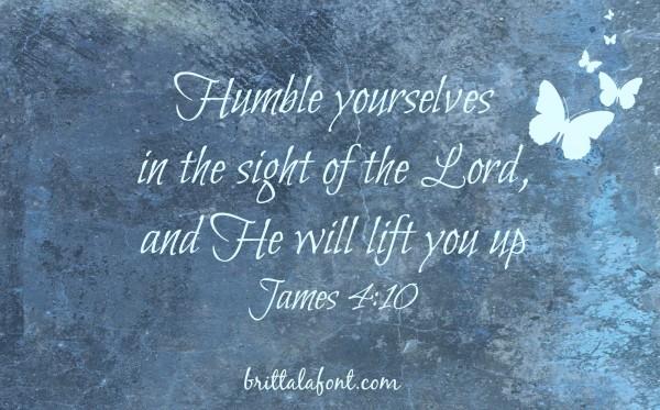 James 4.10