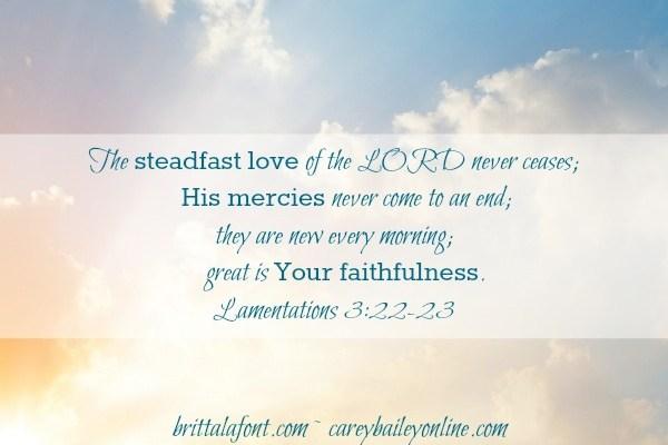 Abiding in God's Love