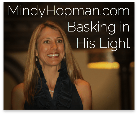 Prodigal Living: Mindy Hopman