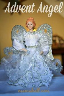 mamahall.com advent angel