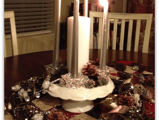 Our Advent Wreath