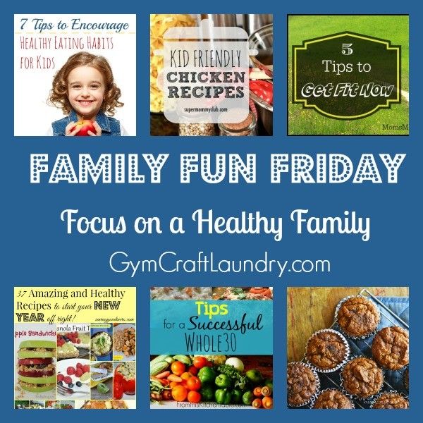 Fun Healthy Family