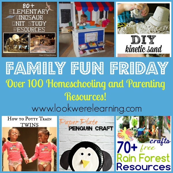 Homeschooling and Parenting Resources