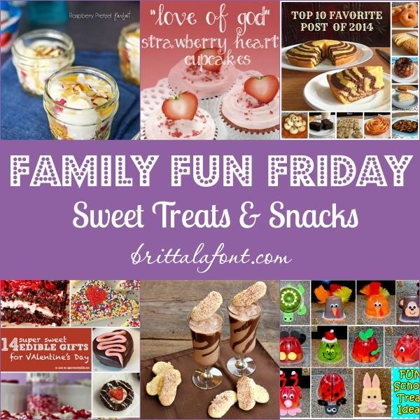 SweetTreatsandSnacks Family Fun Friday