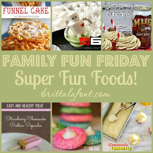 Super Fun Foods