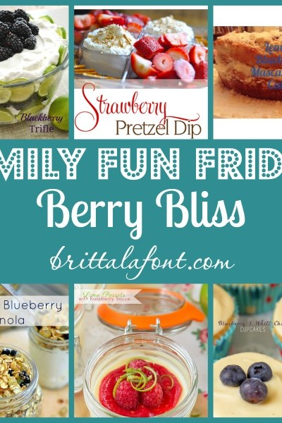 Family Fun Friday: Berry Bliss