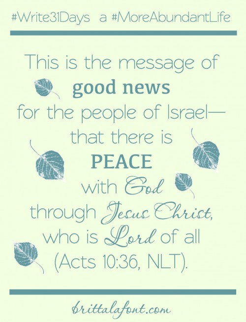 GoodNews Acts1036