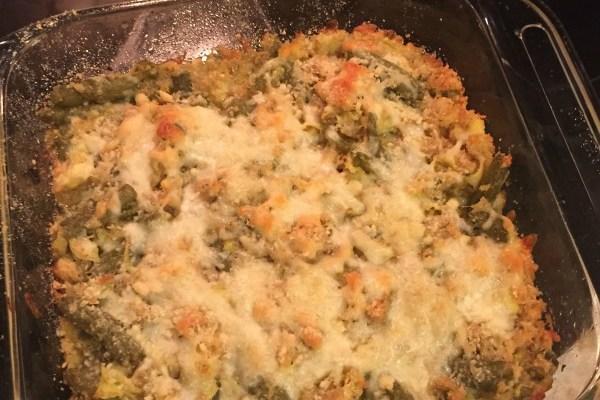Green Bean and Artichoke Casserole Recipe