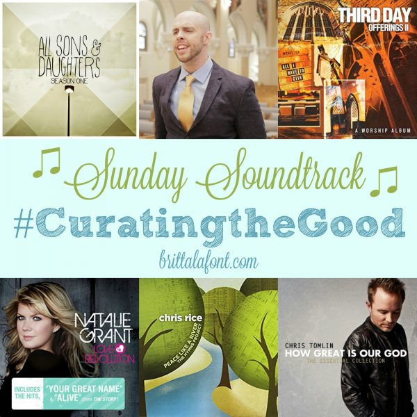 sunday-soundtrack-week-2-curatingthegood